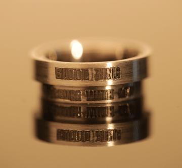 Egyedi igény esetén, akár arany gyűrűként is kérhető