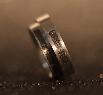 Ha egyedi ezüst gyűrűt vagy egyedi gyűrűt szeretnél