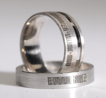 Egyedi gyűrű, különleges alkalmakhoz